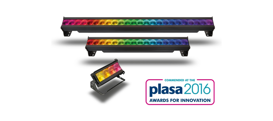 Chroma-Q Color Force II Receives Special Commendation at PLASA 2016 Awards for Innovation