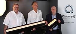 AC-ET Partners with Steve Warren to Develop Chroma-Q UK & Ireland Sales