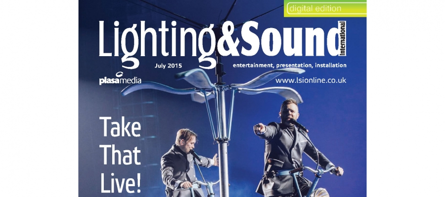 Chroma-Q Color Force in Lighting & Sound International Magazine Mark Knopfler Tour Report