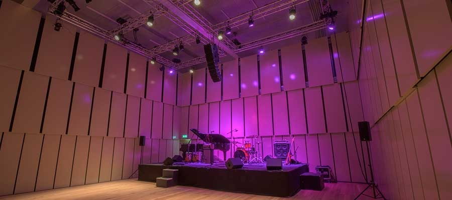 Chroma-Q Inspire Mini Delivers Versatile Performance for Liverpool Philharmonics Music Room