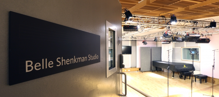 A.C. Special Projects Provides Versatile Lighting System for Royal College of Music's Belle Shenkman Studio