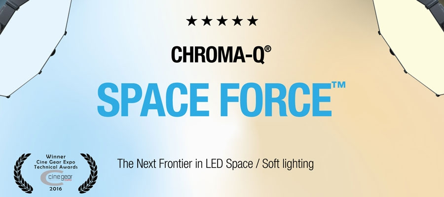 Chroma-Q® provides brilliant solutions for Gaffer Martin Smith