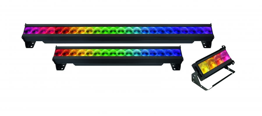 Chroma-Q Changes the Game Again at PLASA 2016 with the Color Force II