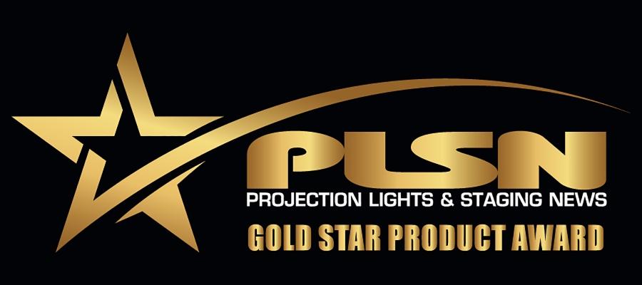 Chroma-Q Inspire XT Wins a 2017 PLSN Gold Star Product Award