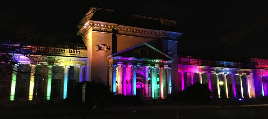 Chroma-Q Color One 100 Successfully Illuminates Niagara Falls Winter Festival of Light (Again)