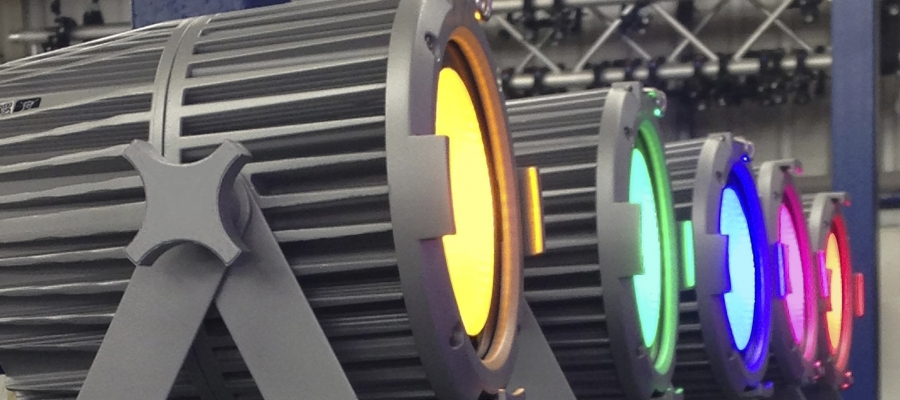 Chroma-Q Color One 100 Provides Premium Performance for Dry Hire Lighting