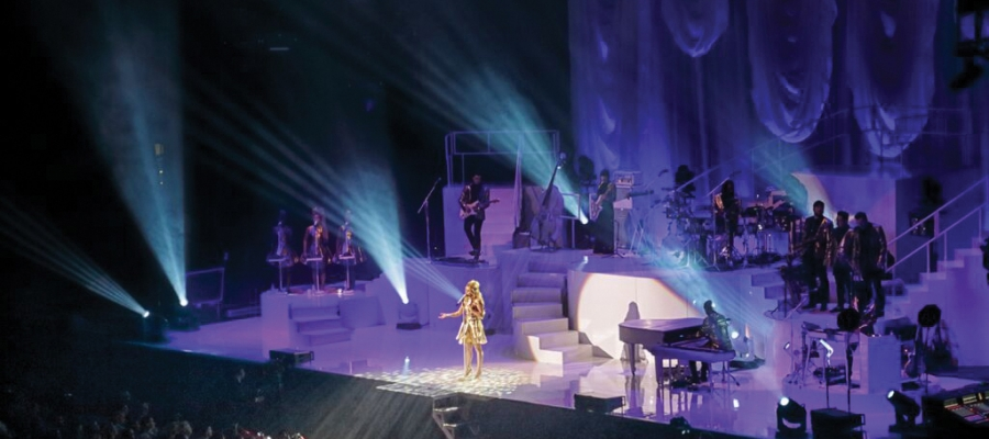 Chroma-Q Color Force 72s Provide Colour Across the Spectrum for Paloma Faith Tour