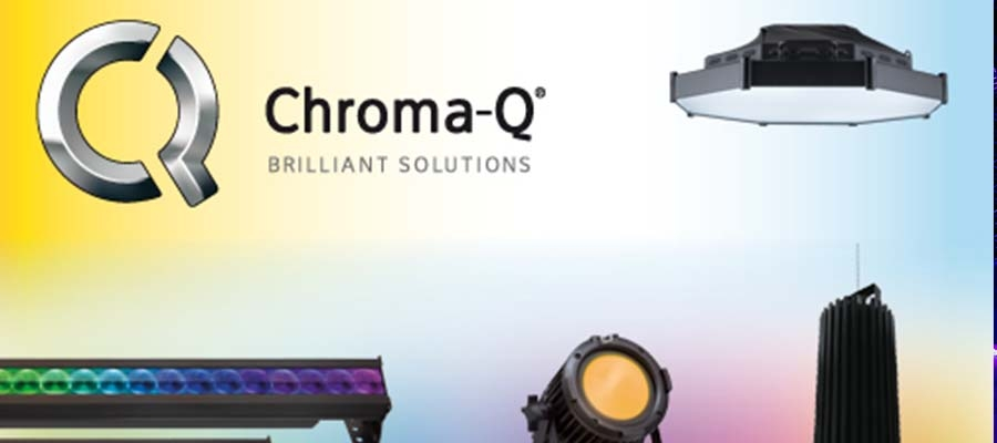 Chroma-Q Showcases Game-Changing Color Force II & Other Award-Winning Solutions at PLASA 2017