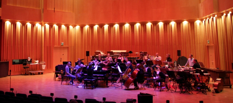 Chroma-Q Inspire XT Provides Beautiful House Lighting in the Vasteras Concert Hall