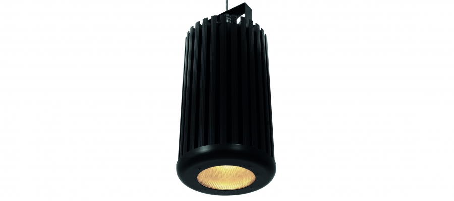 Chroma-Q Introduces Dimmable Inspire MD, Featuring built in power supply using existing dimmer systems
