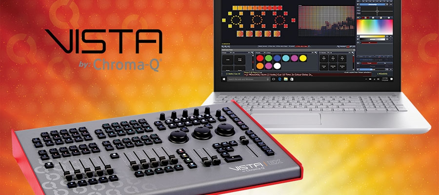 Visual Elements Takes Control of its Inventory with Vista 3 by Chroma-Q
