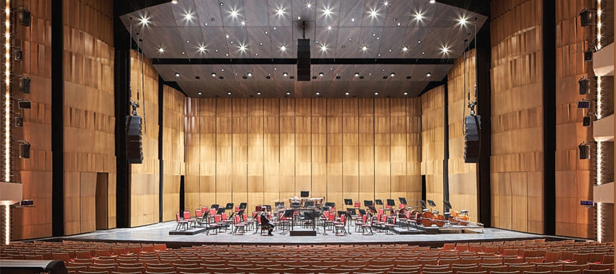 The Rejuvenation: Canada's National Arts Centre is made new again