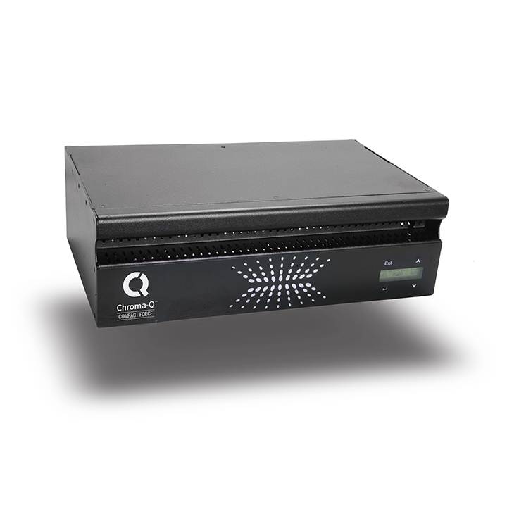 Chroma-Q® Color Force Compact™ 15 Way Power Supply