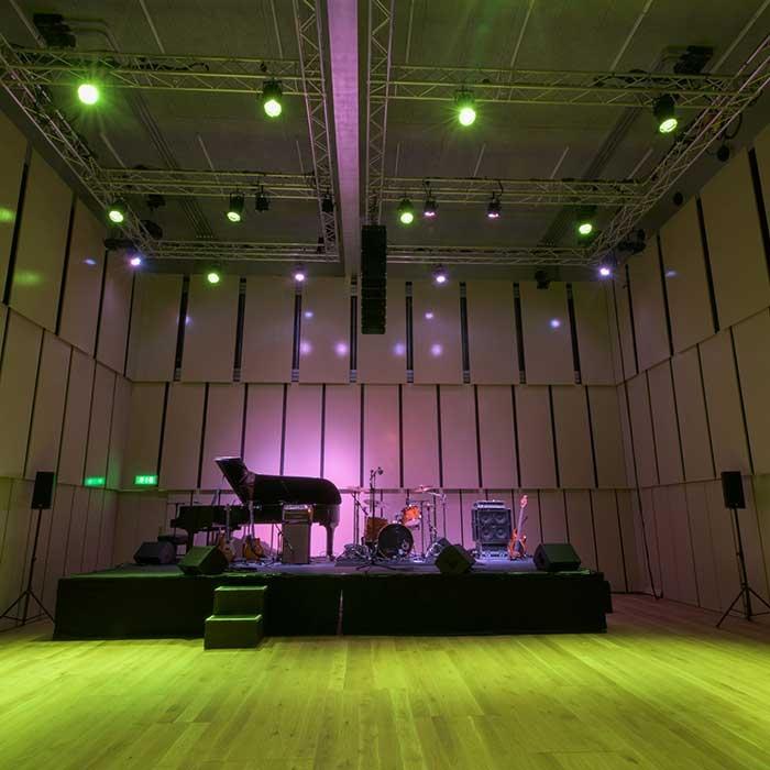 Chroma-Q Inspire Mini Delivers Versatile Performance for Liverpool Philharmonics Music Room