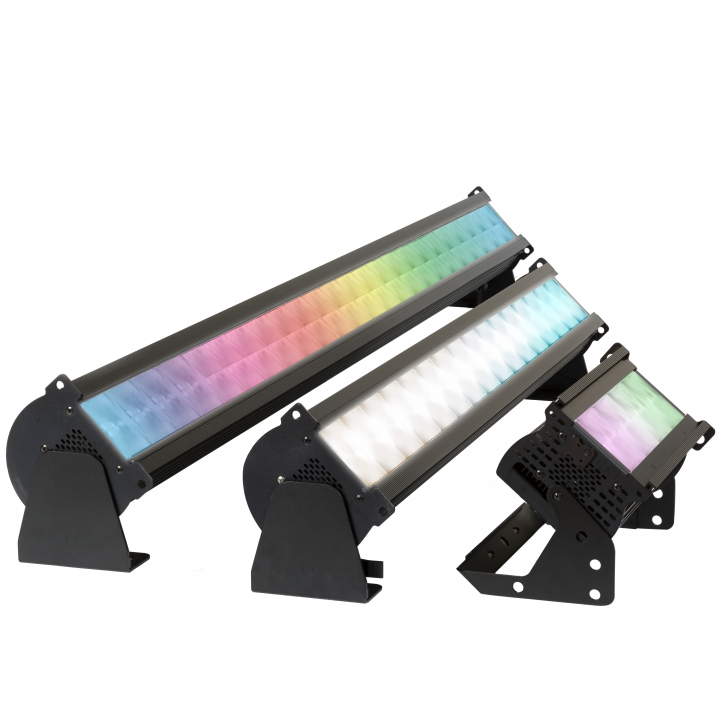 Chroma-Q Unveils New LED Lighting & Control Solutions at PLASA 2018