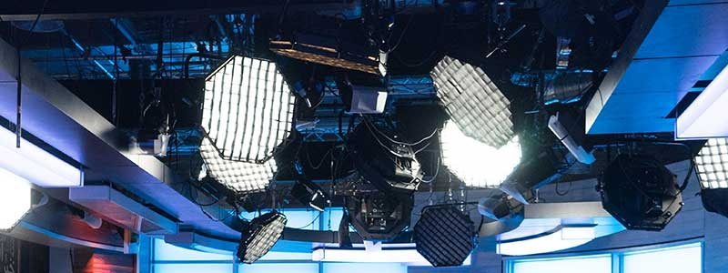 Film, TV & Broadcast LED Lighting