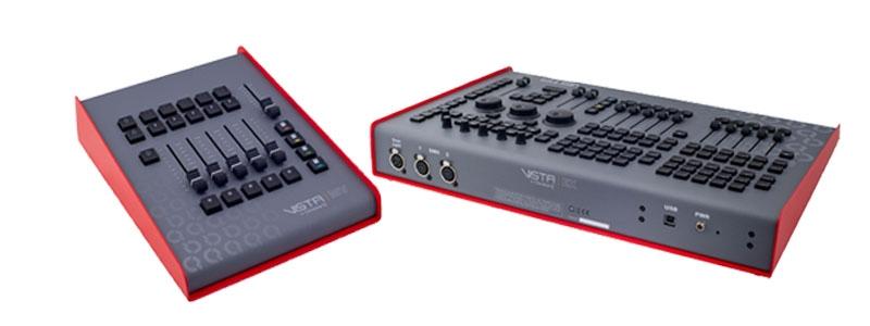 Vista Control Surfaces