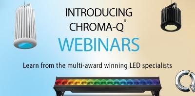 Chroma-Q Webinars!