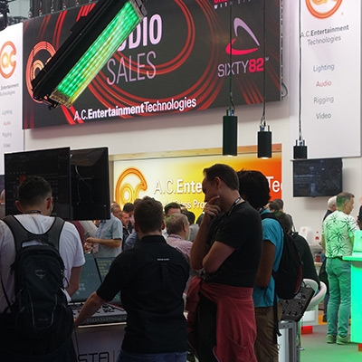 Chroma-Q Showcases Latest Entertainment and Broadcast Lighting & Control Solutions at PLASA 2019
