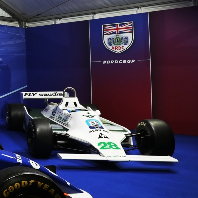 Chroma-Q Solutions Deliver a Winning Performance for Silverstone's BRDC British Grand Prix Party Celebrations