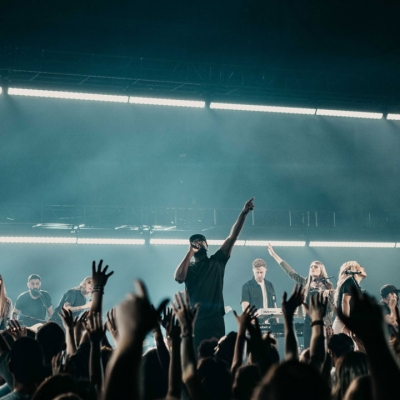 "4Wall Lights Bethel Music's New Live Album Recording, ""HOMECOMING"""