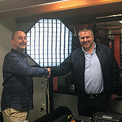 Chroma-Q announces Grau Luminotecnia as its new Spanish dealer